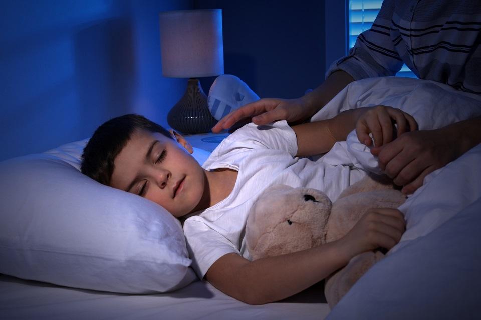 Pourquoi mon enfant n'arrive pas à dormir ?