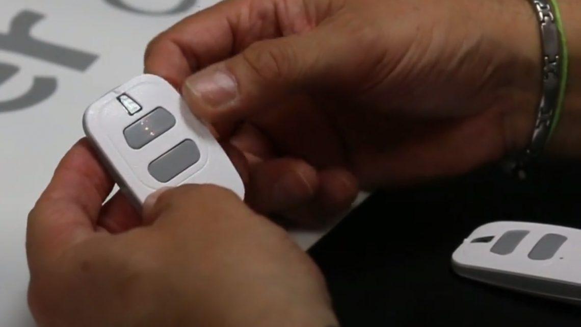 Une télécommande qui simplifie le quotidien: la DEA GT2