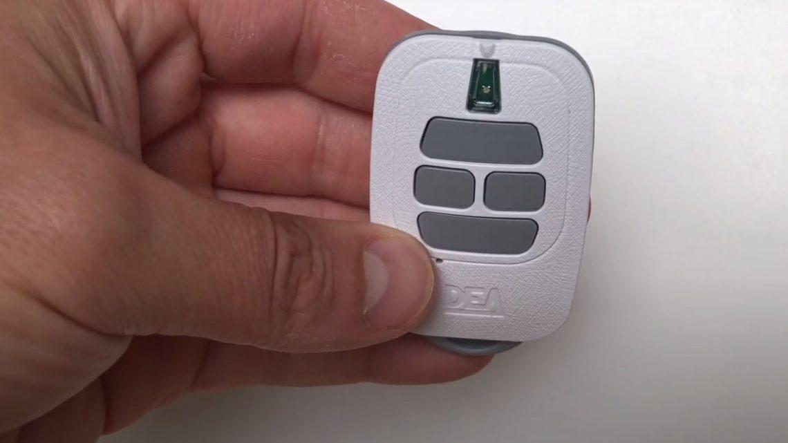 Changer sa télécommande de portail: mode d'emploi