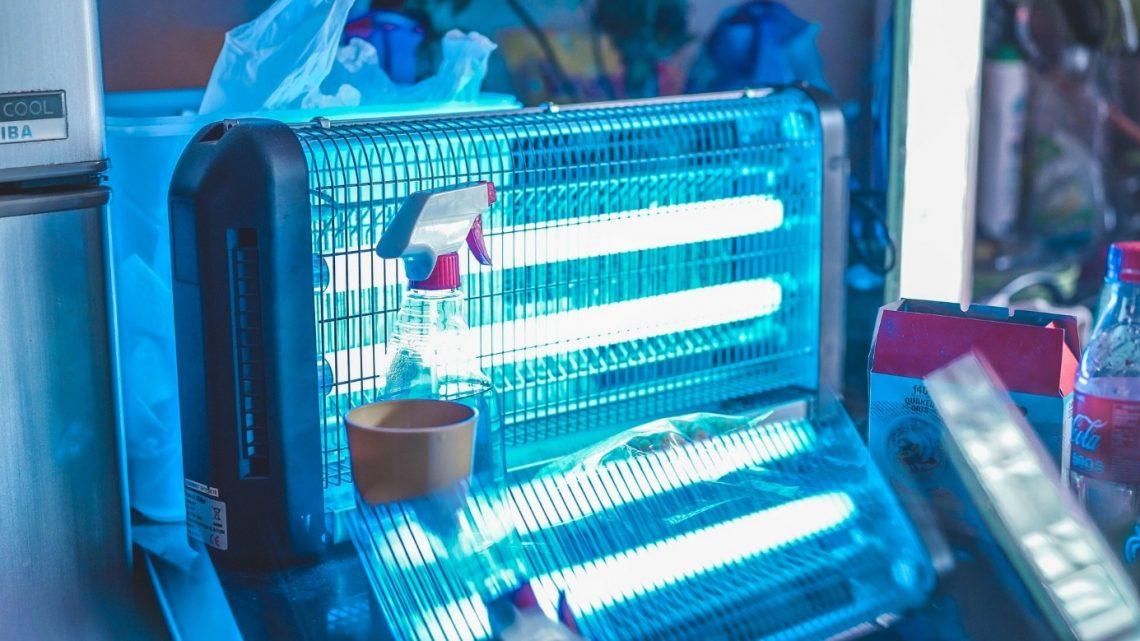 Rester à l'abri de toute contamination grâce à l'UV