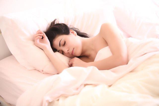 Insomnie et oreiller