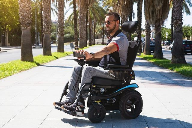 Entretenir son fauteuil roulant électrique