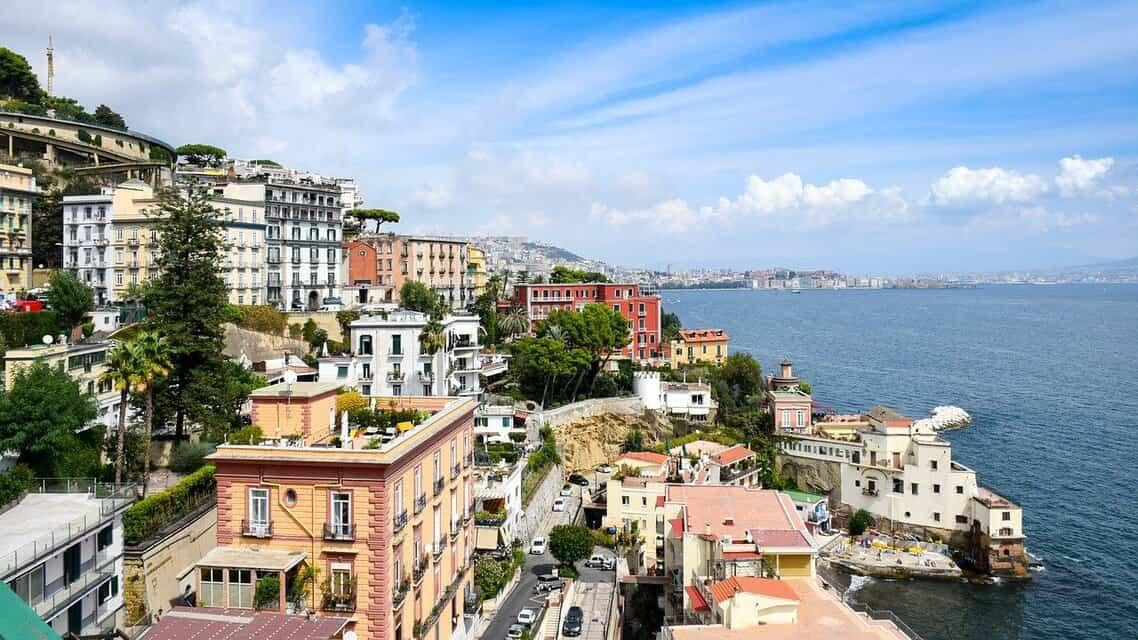 Naples et ses beaux endroits à visiter
